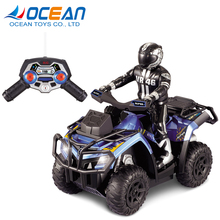 Popular sand motorcycle cool man ride in 1:10 4CH small plastic rc kid atv with en71