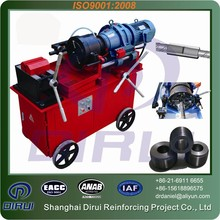 Shanghai Dirui wholesale DBG-50 Pipe thread rolling machine/screw conveyor making machine