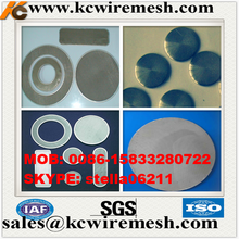 Factory!!!!Kangchen 3 Inch Round Steel Disc / Coffee Machine Used Filter Disc / Permanent Coffee Filter (free sample)
