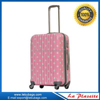 "ABS+PC Trolley Luggage with TSA lock 20""/24""/28"" 3PCS"