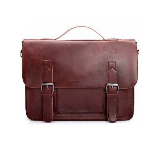 BF0010 Good Quality Genuine Leather Briefcase Bag