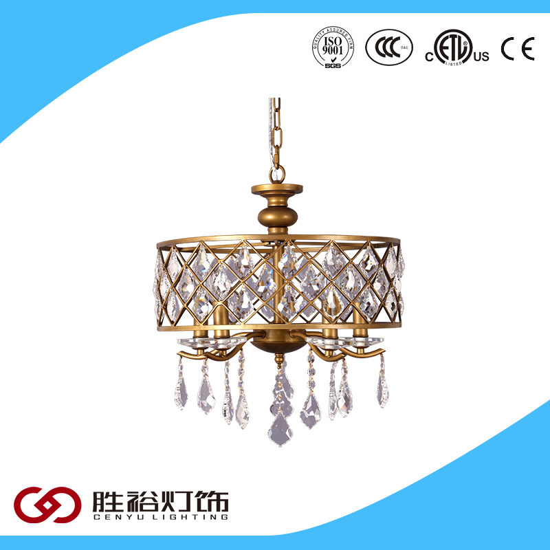 Die casting Alloy type chandelier lamp wall light pendant light candle light