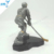 Cooper Resin Ice Hockey Player For Sport Trophy