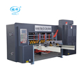 automatic carton box rotary die cutter punching machine