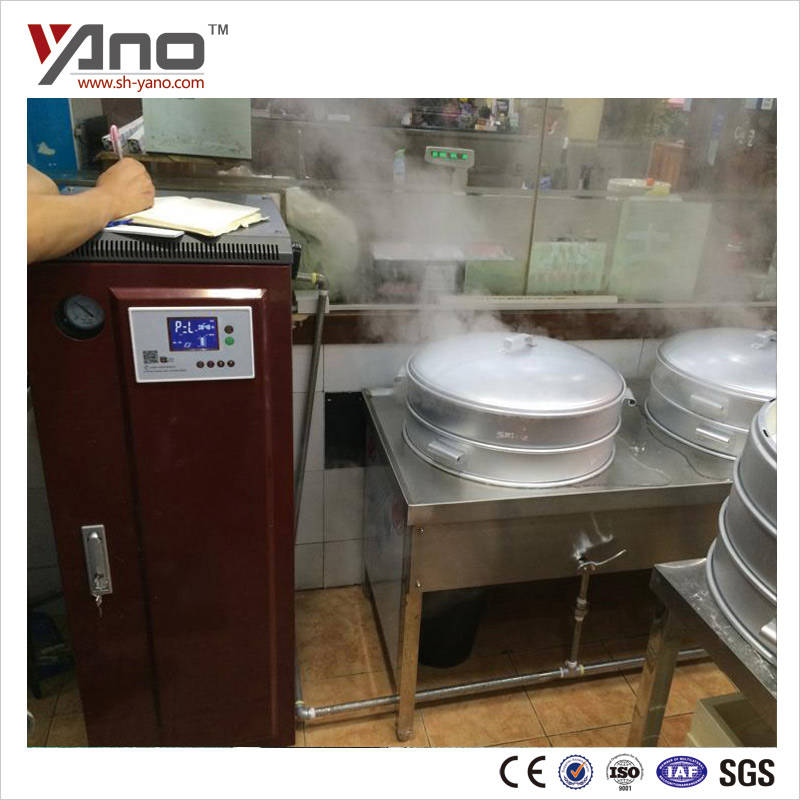Full Automatic Electric Food Processing Steam Boiler For Food Industry Roasting/Drying/Cooking Machine