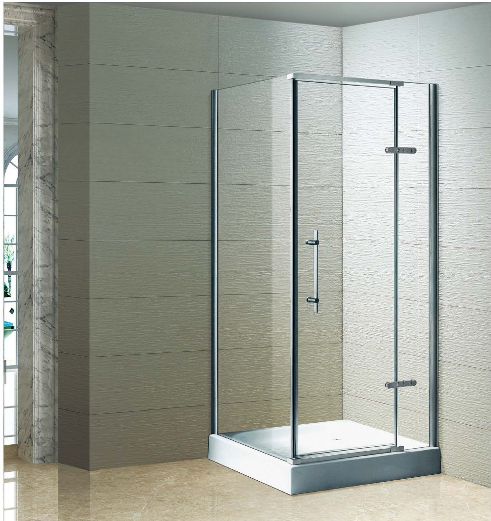 Factory Direct Selling Hinged Bathroom Shower Enclosure(KK3129)