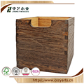 BSCI &FSC handmade cheap rustic big wooden storage boxes