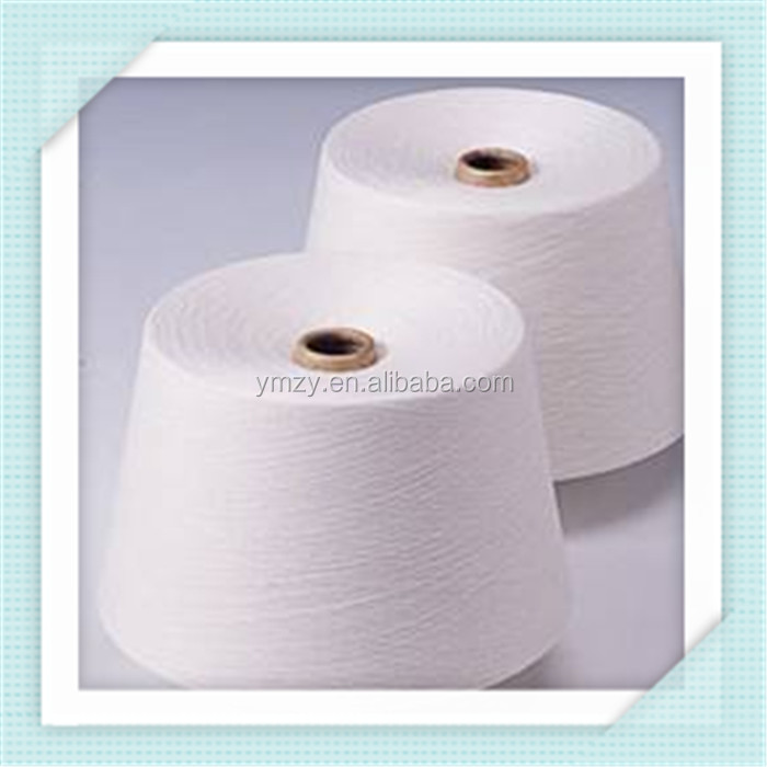 Good Quality Weaving China Supply 70/1 Poly Core Spun Yarn Exported Global Polyester Yarns