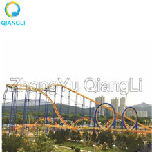 Theme Park Cheap Roller Coaster for Sale