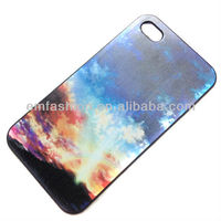 2013 cheap New Galaxy Pattern Print IDM Hard Plastic Mobile Phone Cover Case