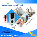 silver wireless doorbell camera work for months free mobile view cctv camera