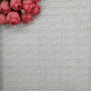100% cotton voile maze design vietnam embroidery lace