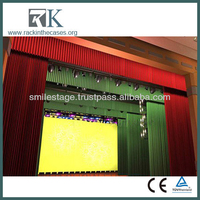 2013 RK aluminium motor wireless controller with best quality for theatre