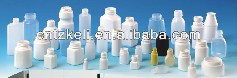 dairy product bottle Injection-Blow Moulding Machine