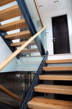 popular home stairs design outdoor iron stairs