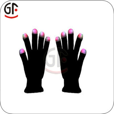 Kids Party Supplies Electronic Cheap Boxing Magic Fingerless Gloves
