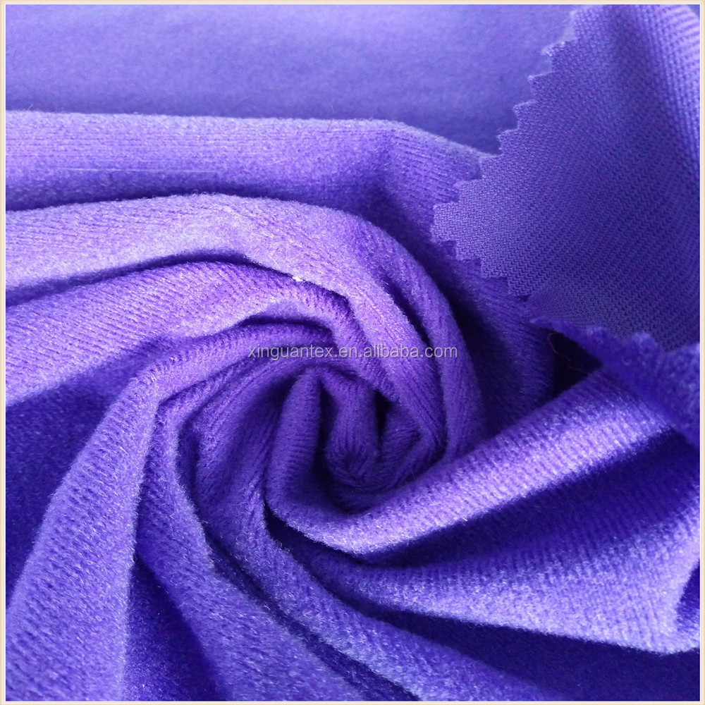 Hot sale Soft loop velvet for home textile,lining,home textile with high quality