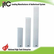 ITC T-701H Series 20W 40W 60W PA Waterproof Speaker Column