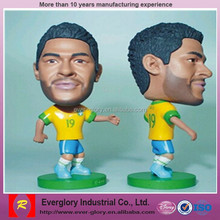 plastic football figure/plastic football player toys/plastic football player action figures