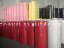 Hot sales polyester nonwoven fabric raw material price