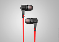 Hui Zhou 2015 new private label best durable stereo earphone, private label stereo earphone