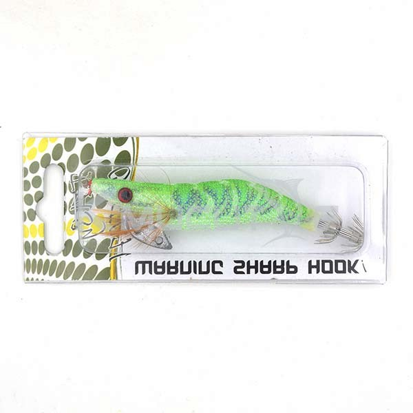 Chentilly CHS011 octopus fishing in saltwater squid jig 3.0# ABS luminous fishing bait