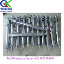 Onion planting machine Vegetable seed planters Metal transplanter for wholesale