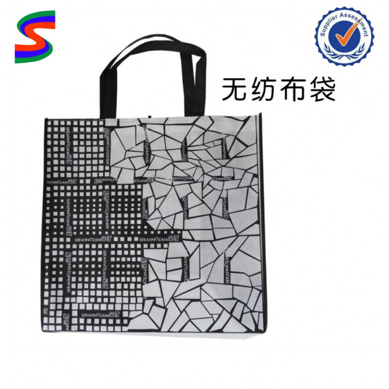 Non Woven Bag Making Machine India Colorful Non Woven Shopping Bag