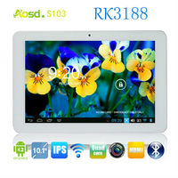 Wow!wonderful!!! rk3188 quad core best 10'1 inch tablet pc S103