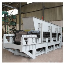Flat,Plate,Belt Apron Feeder for Stone