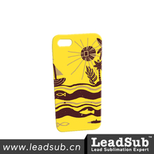 Leadsub 3D sublimation Cell Phone Case For Iphone5/5S Mrosted