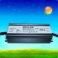 30W Waterproof Constant Current LED Driver 700mA 800mA 1050mA 1200mA 1500mA 1800mA 2000mA