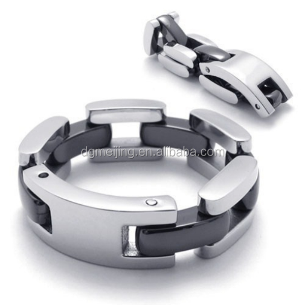 hot selling fashion stainless steel snap ring MJR-0635