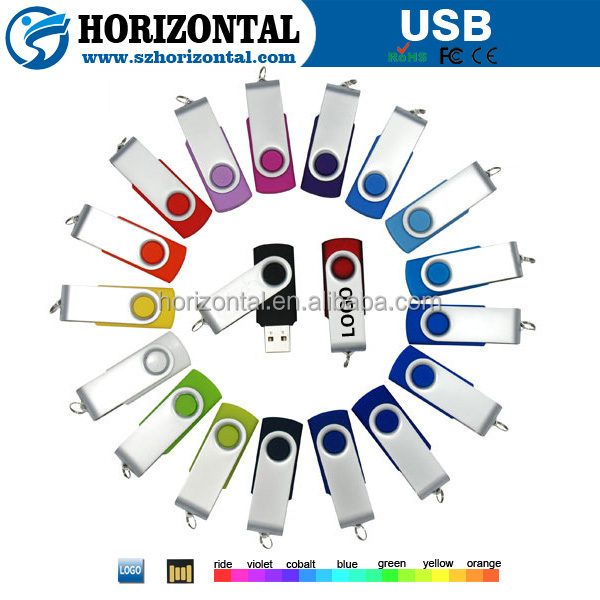 Free samples custom metal swivel micro usb free download clips free made in China