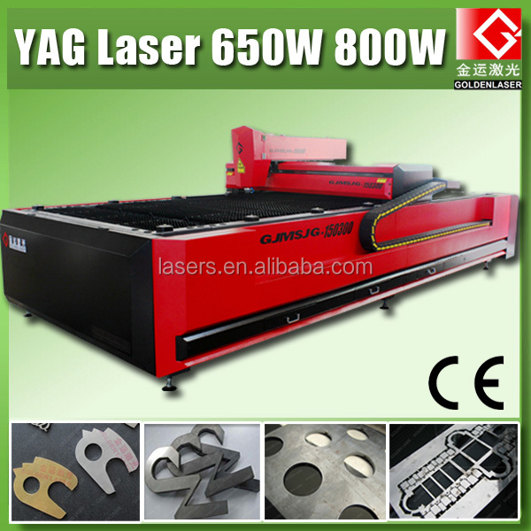 CNC Lazer Cutting Machine/Stainless Steel Metal Letter Cutter