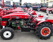 Chinese Manufacturer mini farm tractor,massey ferguson tractor,mahindra tractor price