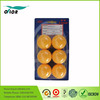 Yellow plastic beer non-hazardous ping pong table tennis balls