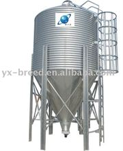 Large capacity chicken feed silo