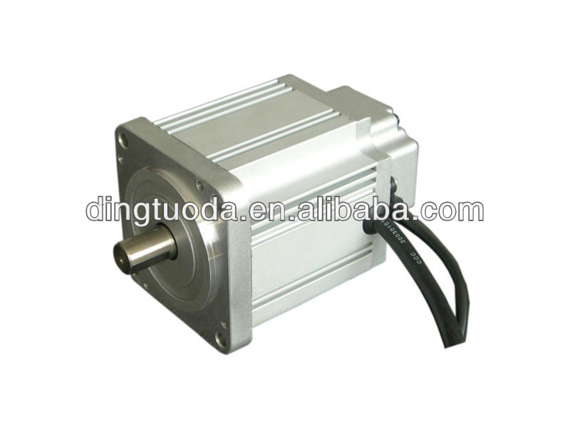 80mm high speed brushless DC motor Series