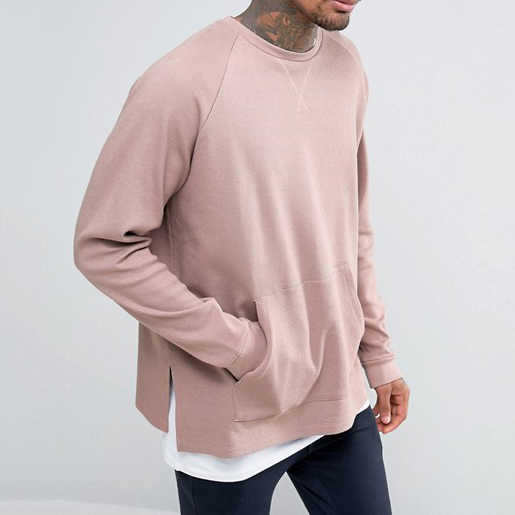 Top Quality Manufacturer Price 100 Cotton Crew Neck Designer Sweaters
