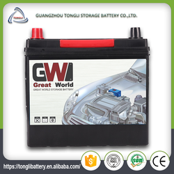 12v korean car battery suppliers adult battery car