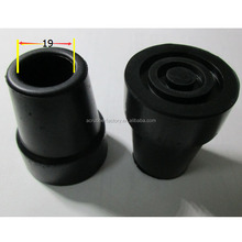 19mm 22mm 25mm 30mm 32mm 36mm rubber feet rubber crutch tips for Walking Sticks, Canes, Crutches & Walkers
