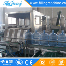 CE approved easy operation auto 20 liter 5 gallon mineral water bottling equipment prices