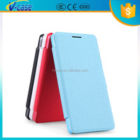 Newest PU Leather Hard Flip Case Cover for Lenovo VIBE Z K910