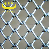 direct factory price best quality rubber coated chain link fence