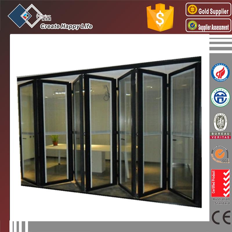 Standard Size Aluminium Profile For Glass Sliding Grill