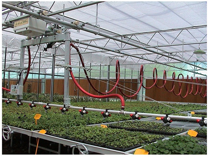 Large size Polycarbonate sheet greenhouse for agriculture