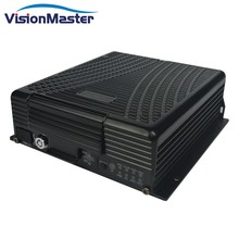 The Best Price 4 CH 1080p H 264 Gps G-sensor HDD Mobile <strong>DVR</strong>