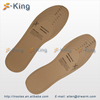 High density diabetic insole memory latex foam shoe insoles