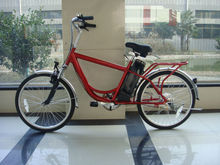strong and cheaper lead acid battery operated electric bicycle